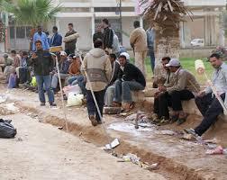 تحرير عمال مختطفين من قبل مسلحين في مدينة بنغازي