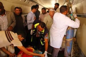 طائرة سوادنية تنقل عدد من الجرحى التابعين للقوة السودانية الليبية إلى الخرطوم