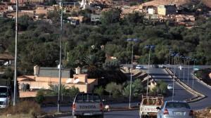 سقوط صاروخ على منطقة سوق الجمعة شرق طرابلس