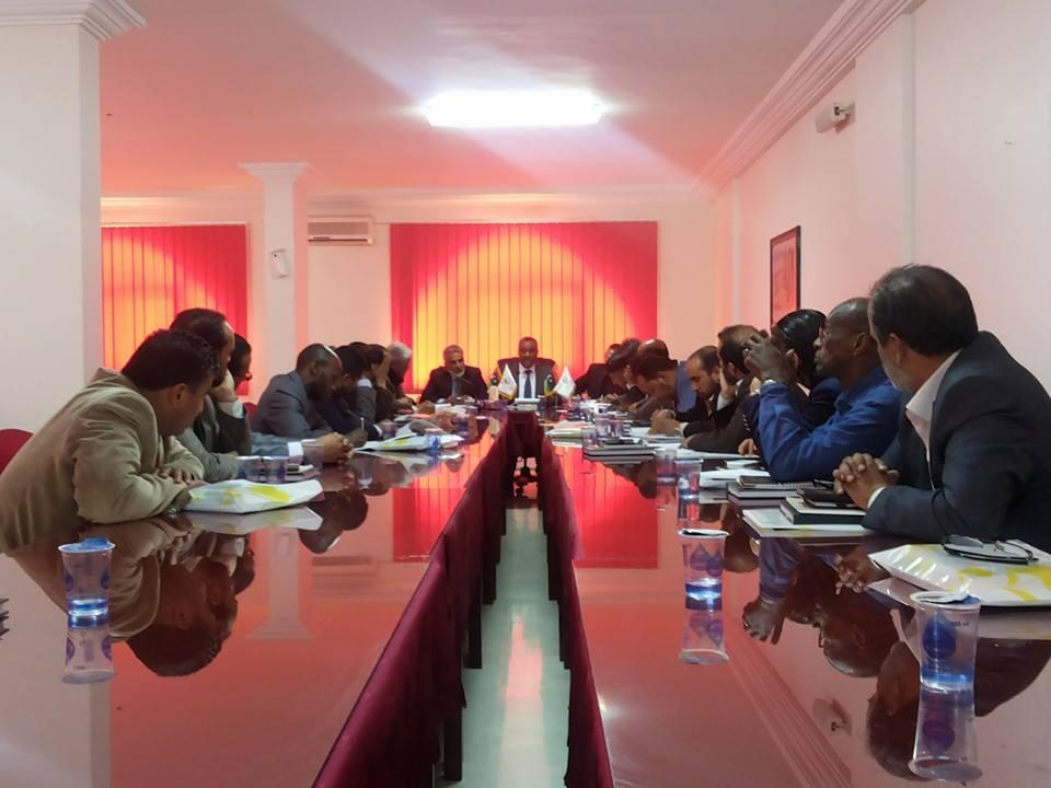 اجتماع لعمداء بلديات المنطقة الشرقية بالبيضاء