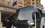 إطلاق نار على حافلة سياحية بالقاهرة