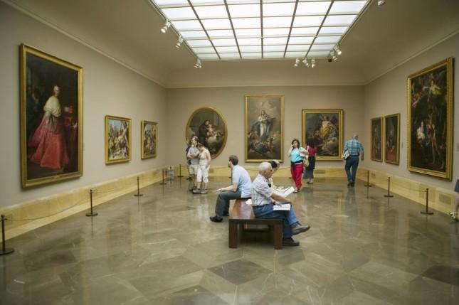 """يعرض متحف """"برادو"""" مجموعةً من اللوحات والمنحوتات، ويوازي الـ""""لوفر"""" الفرنسي شهرةً"""