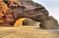انهيار أشهر منظر طبيعي في المغرب