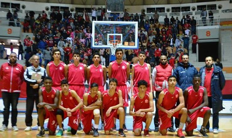 سلة الأهلي بنغازي للبراعم تقترب من بطولة ليبيا