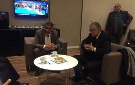 علي القطراني يصل إلى مالطا في زيارة رسمية