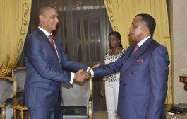 مستشار رئيس مجلس النواب للشؤون الأفريقية يلتقي رئيس جمهورية الكونغو
