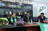 نادي الأخضر الرياضي يتعاقد مع المدرب التونسي سمير شمام