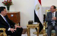 السيسي يؤكد لرئيس المجلس الرئاسي دعم القاهرة للوفاق في ليبيا