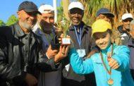 مكتب النشاط المدرسي بنغازي ينظم تصفيات العدو الريفي بنات