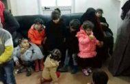 إخراج 7 عائلات وعدد من العمالة الوافدة الأجنبية من منطقة قنفودة