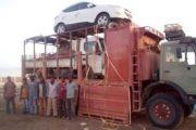 ضبط شخص ليبي مرتبط بشبكة تهريب السيارات إلى السودان وتشاد