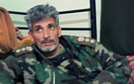 اختطاف أمر الكتيبة 102 مشاة من منطقة رأس التين