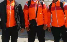 بعثة ليبيا لرفعات القوى تغادر للمشاركة في بطولة فزاع