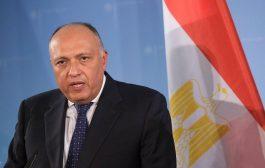 وزير الخارجية المصري: حل أزمة ليبيا بدون تدخل أجنبي