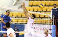 السويحلي يتأهل للدور الثاني من بطولة الطائرة العربية