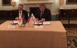 الوطنية للنفط توقع اتفاقية تعاون مع كبرى شركات النفط في روسيا