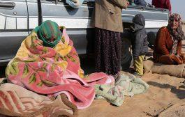 هيومن رايتس ووتش: انتهاكات داعش تتعدى اليزيديات لتطال نساء سنة العرب