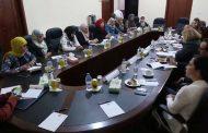 اجتماع كتلة المرأة بمجلس النواب مع وفد بعثة الأمم المتحدة للدعم في ليبيا