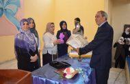 تكريم المعلم مفتاح المقيرحي في طبرق بعد 40 عامًا من العطاء