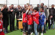 اختتام النشاط الرياضي المدرسي ببلدية جردس العبيد