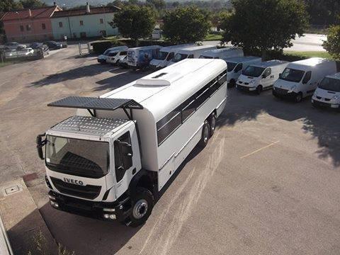 شركة الخليج : سنوفر حافلات صحراوية حديثة لنقل المستخدمين للحقول النفطية