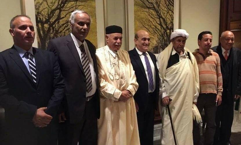 وفد ليبي غير رسمي في أميركا دعما للبرلمان والجيش الليبي