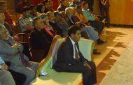 تكريم الفنان صالح الأبيض في بنغازي