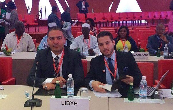 الهلال الأحمر الليبي يشارك في المؤتمر الإفريقي التاسع للحركة الدولية للصليب والهلال الأحمر