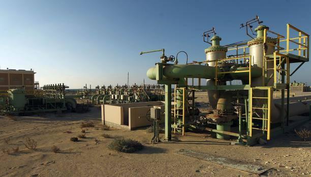 إغلاق خط الغاز القادم من حقل الوفاء للمرة الثانية خلال أسبوع