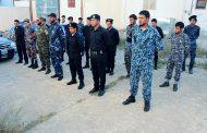 قوة العمليات الخاصة في البيضاء تتجهز لتنفيذ الخطة الأمنية
