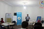 لقاء عمل مشترك الهيئة الليبية للإغاثة ومنظمة اكتد حول معرفة احتياجات النازحين العائدين