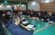 مديريات أمن الجبل الأخضر تشكل غرفة عمليات مشتركة