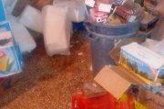 وحدة المخابز بالحرس البلدي بنغازي تضبط عدة مخالفات داخل محال الحلويات