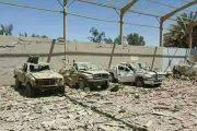 استمرار الغارات الجوية بمساندة سلاح الجو المصري ضد الجماعات الإرهابية بالجفرة
