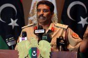 المسماري: القائد العام يشرف على ضربات سلاحي الجوي الليبي والمصري