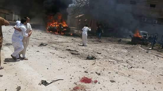 رئيس مجلس النواب يستنكر التفجير الذي استهدف بلدية سلوق