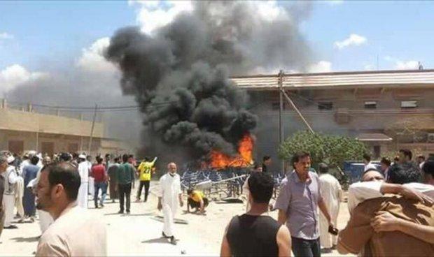 بنغازي الطبي يستقبل 4 قتلى و10 جرحى جراء تفجير سيارة مفخخة في سلوق