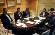 القطراني يوقع اتفاقًا مع المجلس العربي الصيني لتأسيس فرعًا في ليبيا