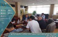 ليبيا المركزي يناقش تفعيل خدمات البطاقات الالكترونية