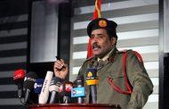 المسماري: 141 شهيدا إحصائية الهجوم الإرهابي على قاعدة براك الشاطئ