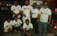 جمعية الميدان الخيرية بطبرق تشرع في توزيع 5000 سلة رمضانية