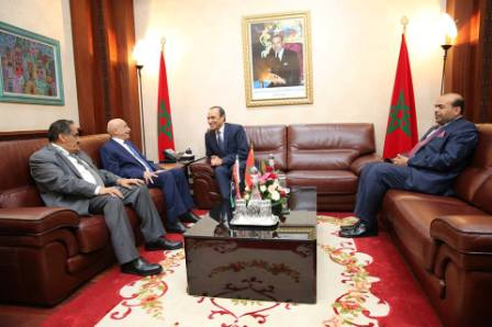 اتفاق ليبي مغربي على إنشاء لجنة برلمانية مشتركة