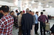 مدير مطار طبرق الدولي يطالب شركة الخطوط الليبية الالتزام بمواعيد الرحلات