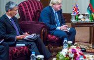 وزير خارجية بريطانية والسفير البريطاني لدى ليبيا يصلان طبرق
