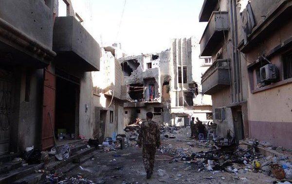 قوات الجيش تسيطر على منطقة الزريريعية بمحور الصابري