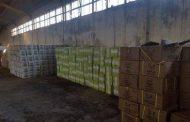 وصول السلة الرمضانية الممنوحة من مصرف ليبيا المركزي البيضاء لمراقبة اقتصاد توكرة
