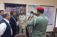 العوكلي يؤكد توفير الأمن في مستشفيات بنغازي خلال المرحلة المقبلة