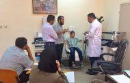 اختتام الامتحانات النهائية لماجستير الأنف والأذن والحنجرة بمركز الهواري للتخصصات الطبية