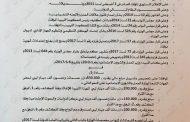 الحكومة المؤقتة توافق على تخصيص 550 ألف دينار لجهات تابعة لوزارة العمل والشؤون الاجتماعية