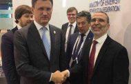 صنع الله يبحث العلاقات النفطية الليبية الروسية مع وزير الطاقة الروسي